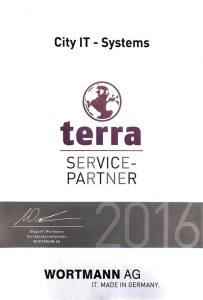 Terra Service 2016